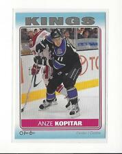 2012-13 O-Pee-Chee Stickers #S50 Anze Kopitar Kings