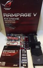 ACCESSORIES BUNDLE AND BOX FOR Asus Rampage V Extreme F7MY22