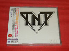 2018 JAPAN CD TNT XIII 13  with Bonus Track for Japan Only