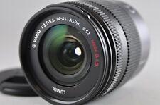[Exc] PANASONIC LUMIX G VARIO 14-45mm F3.5-5.6 H-FS014045 MEGA O.I.S. Lens
