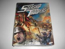 Starship Troopers-Terran ascendencia PC versión temprana-Caja Grande Original-Nuevo