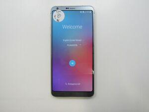 Google Locked LG G6 ThinQ H872 T-Mobile Clean IMEI GLB 6-745