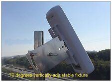 Jupiter_R2412M 300M 2.4Ghz Wifi Outdoor AP Bridge PoE Router 2t2r Antenna 2*RJ45