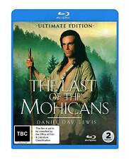 LAST OF THE MOHICANS - ULTIMATE EDITION [NON-USA FORMAT REGION B] (2BLU-RAY)