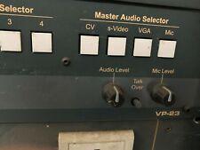 Kramer VP23 Video Audio Switcher