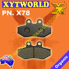 FRONT Brake Pads for Yamaha NXC 125- Cygnus X 2004-2013