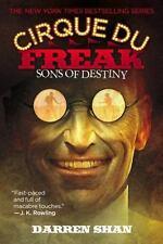 Cirque du Freak: Sons of Destiny 12 by Darren Shan (2007, Paperback)