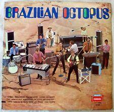 BRAZILIAN OCTOPUS ORIGINAL ARGENTINA LP PROMO ROGÉRIO DUPRAT HERMETO PASCOAL