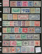 PARAGUAY...BOB...#B5/11; C8/264...Mint & Used...1929/60...Coll of 51 Diff