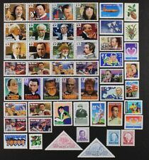 US 1997 Commemorative Year Set collection of 49 stamps Mint NH