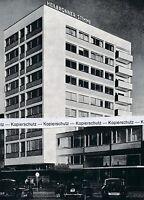 Heilbronn - Heilbronner Stimme - Hochhaus - um 1955 - RAR        J 25-7