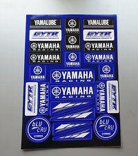 """Yamaha """" Aufkleber - Set """" Original Yamaha"""