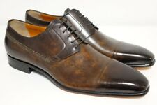 SANTONI Schuhe Herrenschuhe Businessschuhe - GR. 8,5 (42,5) - SONDEREDITION -NEU