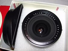 NEAR MINT - LEICA LEITZ CANADA ELMARIT-R 19mm 1:2.8/19 Lens LeicaFlex 11225