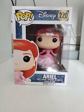 Funko Pop Vinyl Figure Disney Princess Little Mermaid Ariel GLITTER VARIANT #220