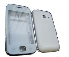 Fascia Housing Back Battery Cover For Samsung Galaxy Ace Duos GT S6802 White UK