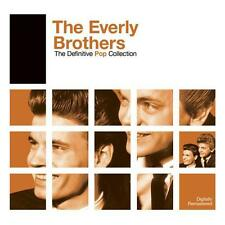 THE EVERLY BROTHERS The Definitive Pop Collection 2CD BRAND NEW Best Of