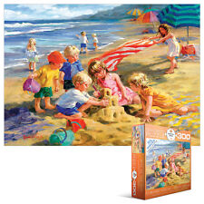 JIGSAW PUZZLE   EG83000449  Eurographics Puzzle (XL) 300 Pc - Fun in the Sun /