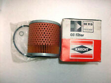BMW SERIES 3 OIL FILTER