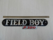 RF1 BADGE LOGO SCRITTA ORIGINALE VINTAGE TRATTORE NUFFIELD FIELD BOY 300 TRACTOR