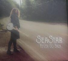 Seastar CD Never Go Back 2016 Celtic Folk Americana Bluegrass