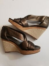 58039909742 Cole Haan High (3 in. to 4.5 in.) Wedge Heels for Women for sale | eBay
