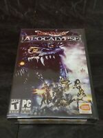 Mage Knight Apocalypse PC CD-Rom Software Video Game NEW Sealed