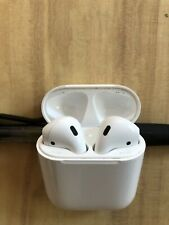 Apple AirPods White In Ear Canal Headset with Charging Case