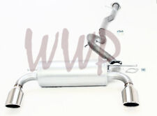 Performance Cat Back Exhaust Muffler System Kit For 06-10 Hummer H3 3.5L/3.7L