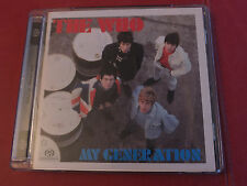 The Who - My Generation 2003 Single Layer SACD only  MCA Universal
