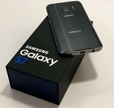 Samsung Galaxy S7 VERIZON UNLOCKED G930V Black Tracfone/Straight Talk/Page Plus