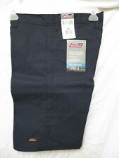"NEW Genuine DICKIES 13"" Relaxed Fit Work Shorts Multi-Pocket Navy Size 30 #8"