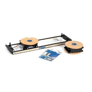New FitterFirst SRF Board For Pilates Rehab Fitness & Dance Stability Training