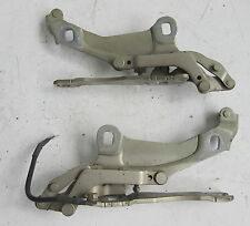 Genuine Used MINI (Sparkling Silver) Bonnet Hinges for R56 R55 - 2751203/204 #1