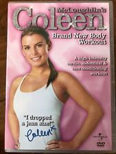 Coleen McLoughlin - Brand New Body Workout Dance Fitness Exercise Routine UK DVD