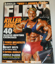 Flex Magazine Jay Cutler & Freaky Delts May 2004 NO ML 112614R