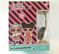 LOL Surprise Kid Safe Volume Headphones With Secret Stickers - Sakar New Edition