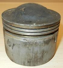 1958-ONLY Matchless G12 650cc USED 72mm 020 Hepolite #15242 one BARE piston-101