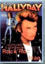 JOHNNY HALLYDAY (DVD PRECINTADO) ROCK' ROLL MAN CONCIERTO DE LOS 70