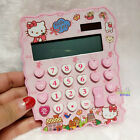 Cute New Hello Kitty Cute Bow-knot Basic Desktop Electronic Digit Calculator