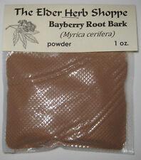 Bayberry Root Bark Powder 1 oz - The Elder Herb Shoppe