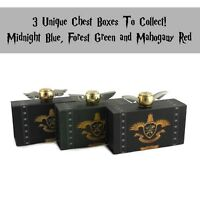 Harry Potter Golden Snitch Fidget Spinner v1,2,3 - Exclusive Chest Box - Tornado