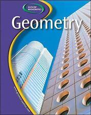 Glencoe Geometry, Student Edition, McGraw-Hill, Acceptable Books
