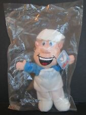 """Cinnamon Toast Crunch Baker 9"""" Plush Doll, New In Sealed Package, General Mills"""