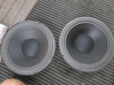 "Pr Infinity Reference Standard RS, IRS, 12"" Dual Voice Coil Woofers, Reconed,USA"