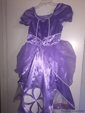 Disney Store Sophia the First Costume Girls Size 9/10