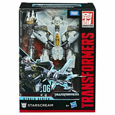 Starscream Studio Series 06 Voyager Class Transformers Hasbro Action Figure Toys
