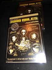 GUMBALL 3000 MILES  SPECIAL EDITION DVD WITH SLIP CASE CAR RALLY RACING DRIVING