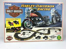 1992 TYCO Harley Davidson Electric Racing Set NO. 6216 New and Sealed