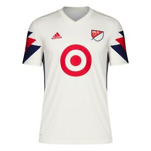 2018 MLS All Star MLS Adidas Men's White Climalite 2018 Official Jersey